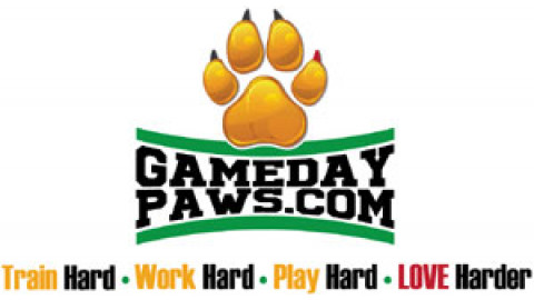 Game Day Paws logo